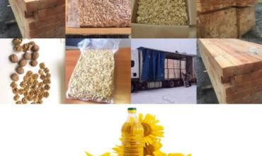 Kereste - Ceviz - Ayçiçek Yağı Ukrayna'da yapmak istediğiniz ticarete gerek ithalat gerek ihracat için bizimle iletişime geçebilirsiniz doğru bilgi ve olumlu sonuç için sizlere yardımcı oluruz