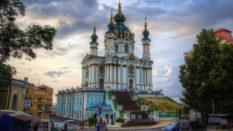 Aziz -Andrew-Kilisesi – Kiev