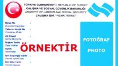 UKRAYNA vatandaşlarının,Türkiye Çalışma Vizesi Nasıl Alınır?