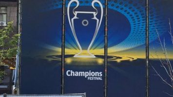 Kievde 2018 UEFA şampiyonlar Ligi hazırlıkları hızla sürüyor