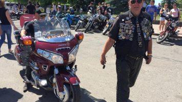 Motosikletçilerin festivali bizde orda bulunduk sizler için bu resimleri çektik