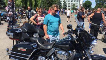 motosiklet festivali ukrayna ovruch ta
