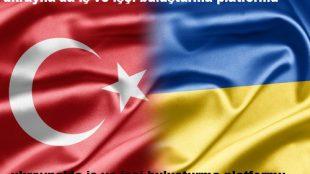 Ukrayna ile Türkiye arasında ticaret ve ucretsiz reklam